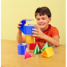 Forme Geometrice Pliante, Learning Resources