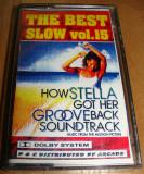 caseta audio - the best slow vol 15 - how stella got her groove back