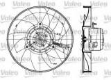 Ventilator, radiator VW CADDY II Caroserie (9K9A) (1995 - 2004) VALEO 698357