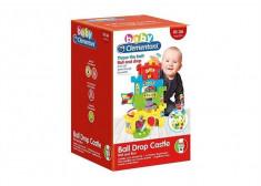 Set Jucarie As Baby Clementoni Ball Drop Castle foto