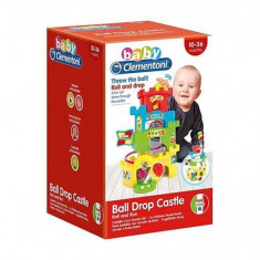 Set Jucarie As Baby Clementoni Ball Drop Castle