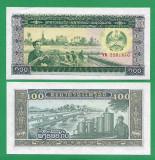 = LAOS - 100 KIP - 1979 - UNC  =