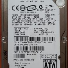 HDD laptop 40Gb SATA