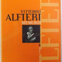 VITTORIO ALFIERI - MEMORII de ADRIANA LAZARESCU, 2003