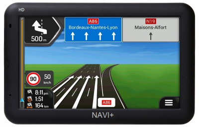 "NAVIGATII GPS 7""HD, 16 GB, 256ram,SPECIAL CAMION, 945 Mhz, - Primo TRUCK FULL EU foto"