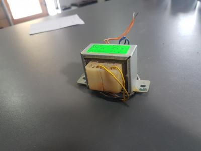 Transformator  15V   8.5V  22V Sursa alimentare amplificator foto