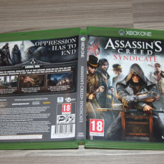 [ONE] Assassin's Creed Syndicate - joc original Xbox One