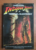 INDIANA JONES SI TEMPLUL BLESTEMAT - JAMES KAHN