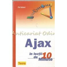 Ajax In Lectii De 10 Minute - Phil Ballard