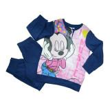 Pijama pentru fetite Minnie Mouse Disney OE7686, Bleumarin