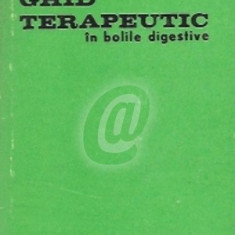 Ghid terapeutic in bolile digestive