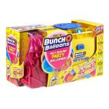 Set petrecere Bunch O Balloons cu 16 baloane si pompa - Pink