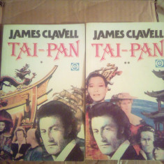 Tai-Pan, vol 1-2, James Clavell + CADOU