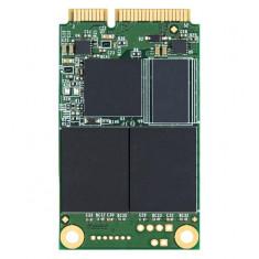 Hard disk intern Transcend SSD370 64GB mSATA 6GB/s, MLC