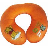 Perna pentru gat Winnie the Pooh Disney Eurasia, Anatomica, Portocaliu