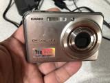 Aparat Foto Casio Exilim EX-S880 8.1MP Digital Camera 3x Zoom Slim