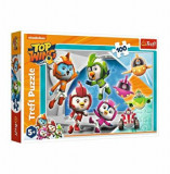 Puzzle Trefl Echpa Top Wing, 100 piese