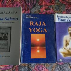 Raja yoga/ Ramakrishna/Sankaracarya