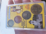 Set monetarie 2016 Romania Muzeul National al Satului FOARTE RAAAR