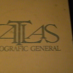 ATLAS GEOGRAFIC GENERAL-FORMAT A3-/1983-