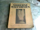 MODERNE BAUFORMEN NR.4/1935 - REVISTA DE ARHITECTURA