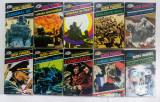 35 Cărți - Colecți Comando - Sven Hassel și Alți