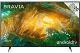 Televizor LED Sony 139 cm (55inch) 55XH8096, Ultra HD 4K, Smart TV, Android TV, WiFi, CI+