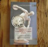 BNR 10 Lei 2014 Proof, Comitetul Olimpic Roman - Argint