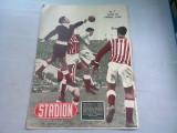 REVISTA STADION NR. 7/1958