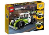 Cumpara ieftin LEGO Creator - Camion racheta 31103