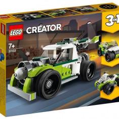LEGO Creator - Camion racheta 31103