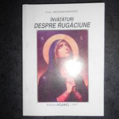 NICODIM MANDITA - INVATAURI DESPRE RUGACIUNE