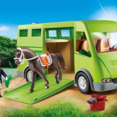 Transportor cai - Playmobil
