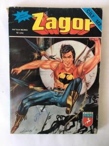 Zagor - benzi desenate, limba turca,