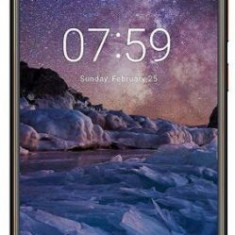 Telefon Mobil Nokia 7 Plus, Procesor Octa-Core 2.2GHz/1.8GHz, IPS LCD Capacitive touchscreen 6inch, 4GB RAM, 64GB Flash, Camera Duala 12+13MP, 4G, WI-