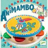 Tamburina lemn - Animambo, Djeco