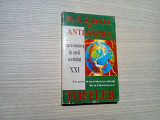 RAZBOI SI ANTI-RAZBOI -  Alvin Toffler, Heidi Toffler  - Antet, 1995,  334 p., Alta editura