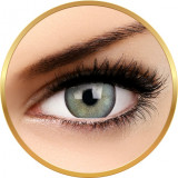 Cumpara ieftin Lumina Dazzling Mint - lentile de contact colorate verzi trimestriale - 90 purtari (2 lentile/cutie)