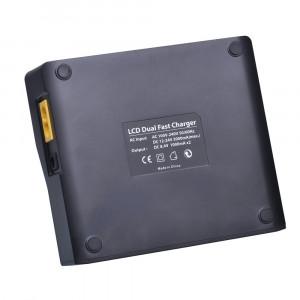 Set 2 acumulatori NP-F970 7200mAh + incarcator dublu rapid pentru SONY F960 F970