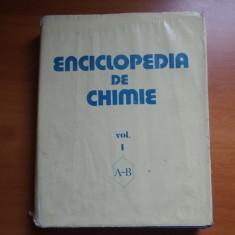 Enciclopedia de chimie