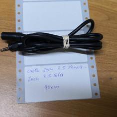 Cablu Jack 3.5 Mama - Jack 3.5 Tata 90cm #60742