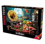 Cumpara ieftin Puzzle Anatolian Still Life with Fruit, 1000 piese