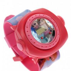 Ceas digital pentru copii, cu lanterna, Frozen - SKFROZEN