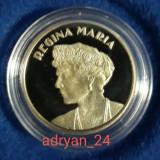 Set monede (in capsule) 50 bani BNR / UNC - Regele Ferdinand I și Regina Maria