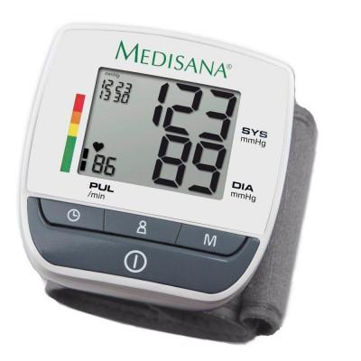 RESIGILAT: Tensiometru de incheietura Medisana BW 310, Alb foto