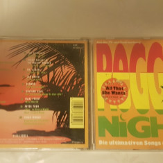 [CDA] V.A. - Reggae Nights vol.2- compilatie pe CD