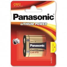 Baterie litiu CR-P2 CRP2 Panasonic 6V lithiu 1 Bucata/ Set