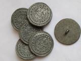 Butoni Nasturi metalici vintage