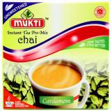 Mukti Instant Tea Cardamom Unsweetened (Ceai Cardamom Instant Neindulcit - 10...