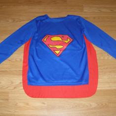 Costum carnaval serbare superman pentru copii de 7-8 ani, Din imagine